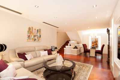 Duplex in the prestigious area of Barcelona